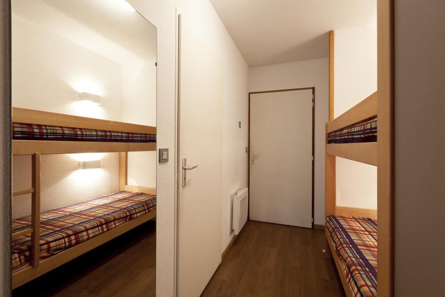 Аренда на лыжном курорте Квартира студия со спальней для 4 чел. (106) - Résidence le Grand Chalet - Brides Les Bains