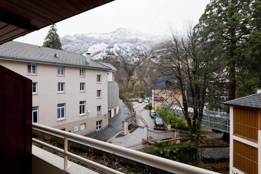 Vacances en montagne Studio 2 personnes (222) - Résidence le Grand Chalet - Brides Les Bains - Extérieur hiver