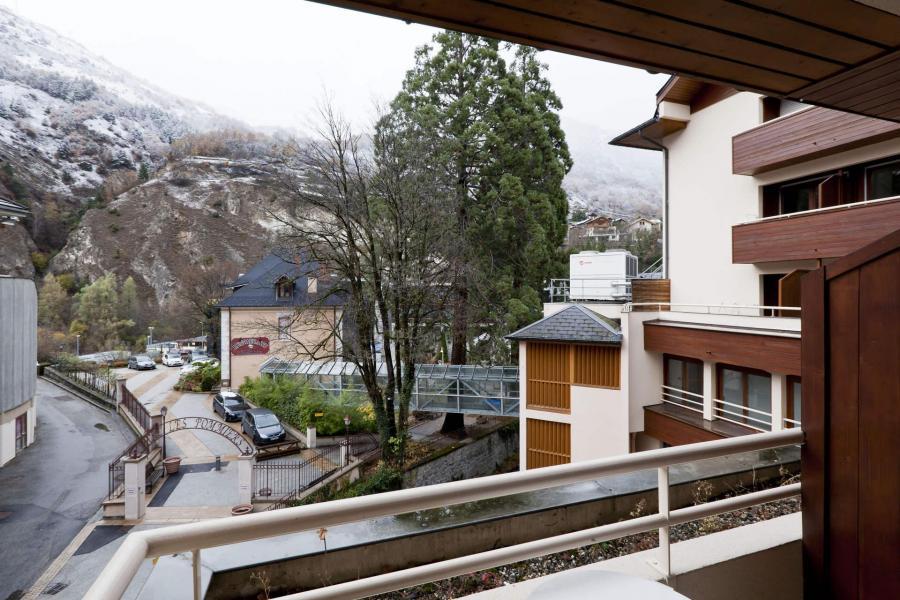 Vacances en montagne Studio 2 personnes (223) - Résidence le Grand Chalet - Brides Les Bains - Extérieur hiver