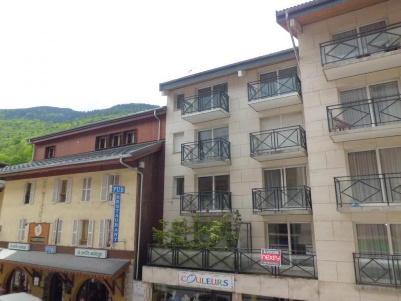 Location au ski Studio coin montagne 4 personnes (104) - Résidence le Grand Chalet - Brides Les Bains