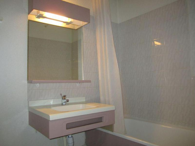 Аренда на лыжном курорте Квартира студия со спальней для 4 чел. (415) - Résidence le Grand Chalet - Brides Les Bains