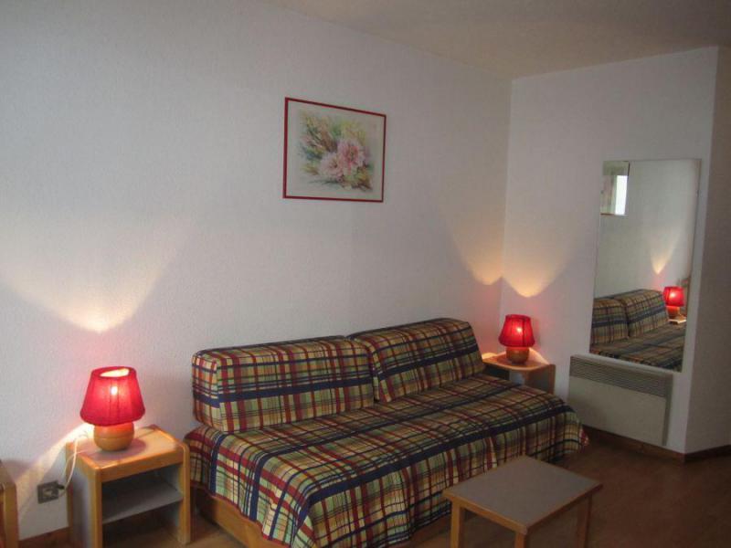 Аренда на лыжном курорте Квартира студия со спальней для 4 чел. (314) - Résidence le Grand Chalet - Brides Les Bains