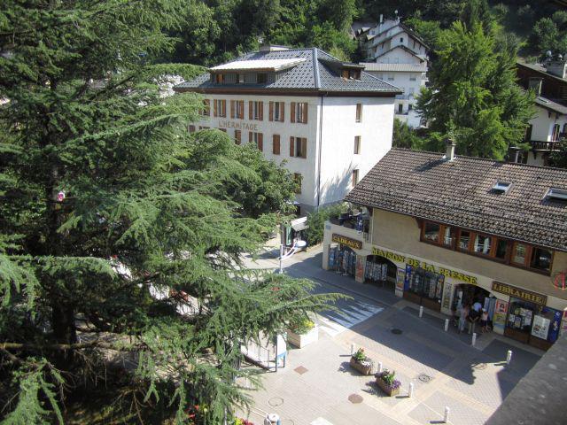 Location au ski Studio coin montagne 4 personnes (411) - Résidence le Grand Chalet - Brides Les Bains