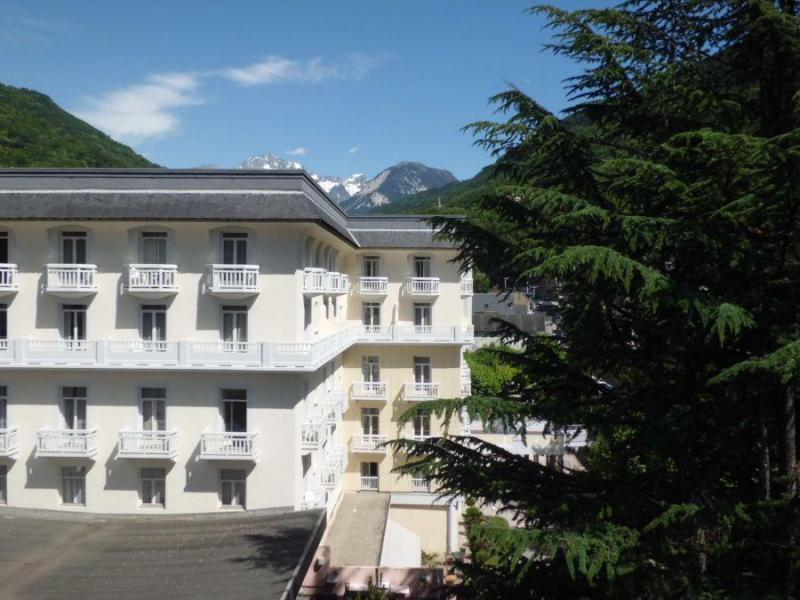 Location au ski Studio coin montagne 4 personnes (413) - Résidence le Grand Chalet - Brides Les Bains