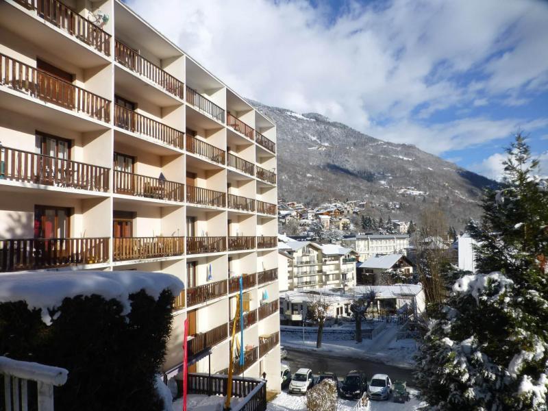 Location au ski Résidence Royal - Brides Les Bains - Extérieur hiver