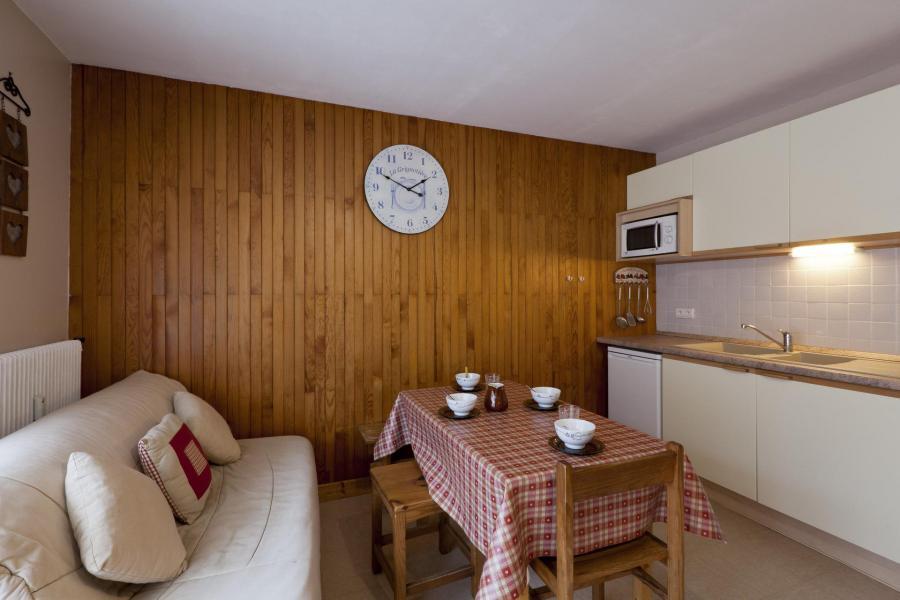 Location au ski Studio coin montagne 5 personnes (506) - Résidence Royal - Brides Les Bains