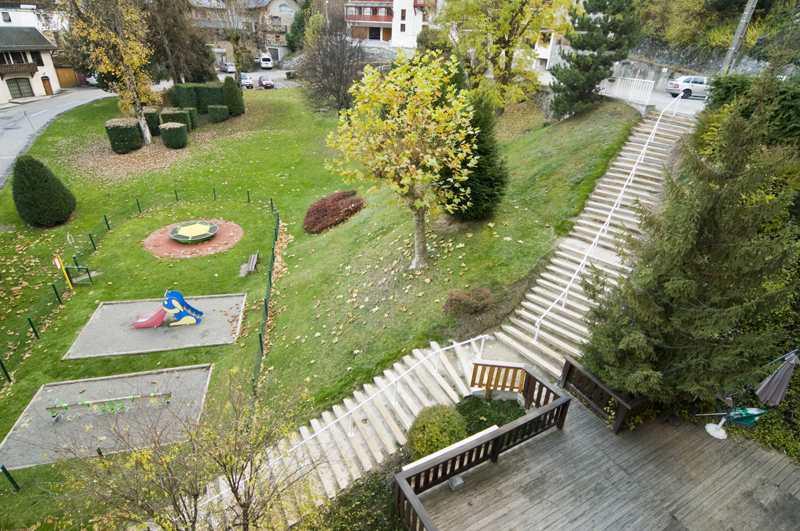 Location au ski Studio 2 personnes (204) - Résidence Royal - Brides Les Bains