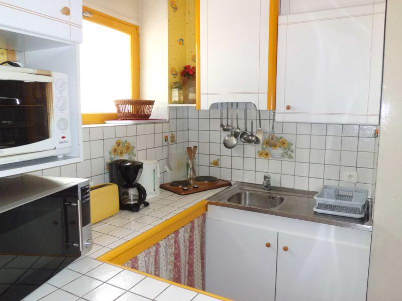 Location au ski Appartement 2 pièces 4 personnes (401) - Résidence Royal - Brides Les Bains - Kitchenette