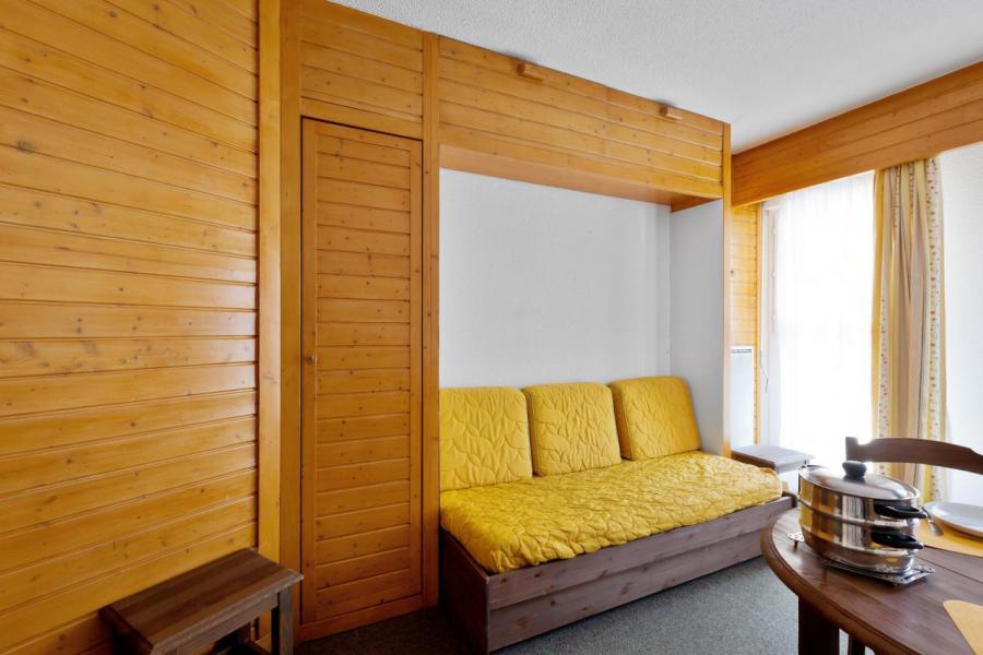 Location au ski Studio cabine 4 personnes (TARB10) - Résidence Tarentaise - Brides Les Bains - Canapé