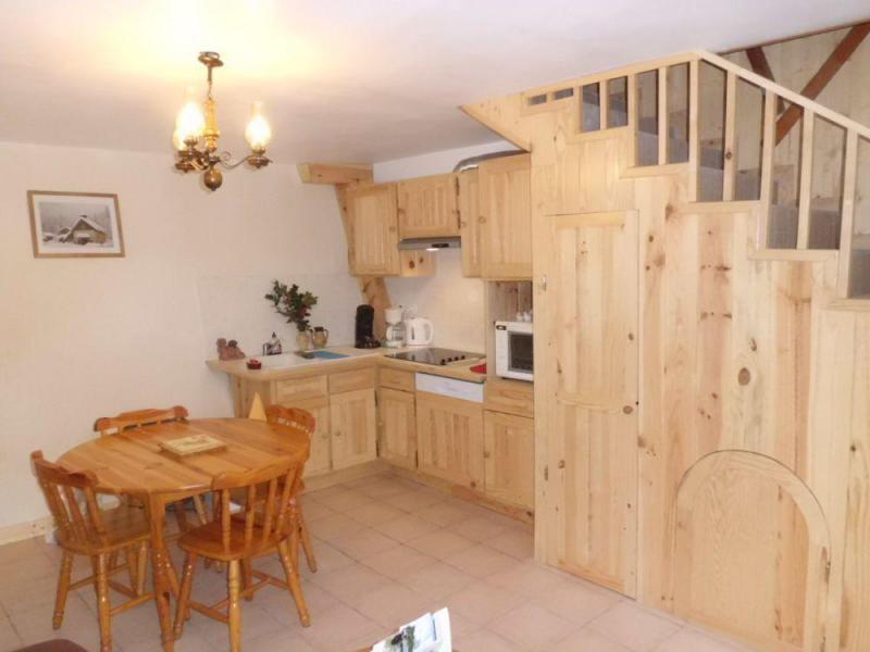Аренда на лыжном курорте Апартаменты дуплекс 2 комнат 4 чел. - Résidence Villa Lespagne - Brides Les Bains