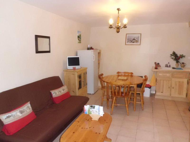 Location au ski Appartement duplex 2 pièces 4 personnes - Résidence Villa Lespagne - Brides Les Bains - Séjour