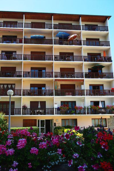 Location au ski Résidence Villa Louise - Brides Les Bains