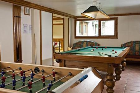 Location au ski Hotel Athena - Brides Les Bains - Billard