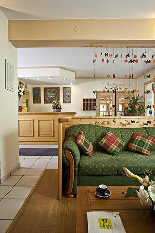 Location au ski Hotel Athena - Brides Les Bains - Réception
