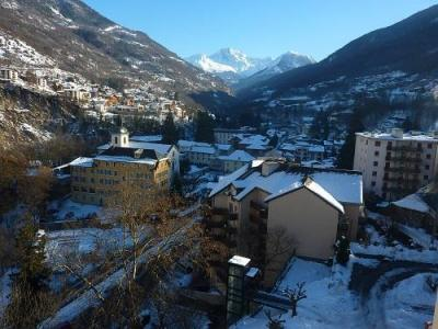 Аренда на лыжном курорте Le Golf Hôtel - Brides Les Bains - зимой под открытым небом