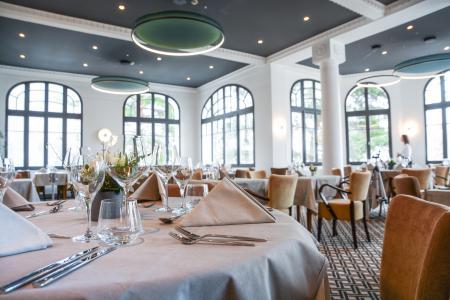 Аренда на лыжном курорте Le Golf Hôtel - Brides Les Bains - внутри