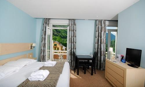 Аренда на лыжном курорте Номер  Supérieure (2 человека) - Le Golf Hôtel - Brides Les Bains - Комната