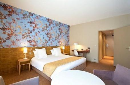 Location au ski Mercure Brides Les Bains Grand Hotel Des Thermes - Brides Les Bains - Lit double