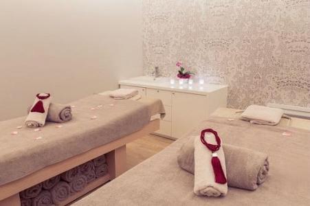 Location au ski Mercure Brides Les Bains Grand Hotel Des Thermes - Brides Les Bains - Massage