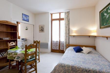 Location au ski Studio 2 personnes (7) - Residence Acquadora - Brides Les Bains - Séjour