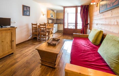 Location au ski Studio coin montagne 4 personnes (313) - Residence Cybele - Brides Les Bains