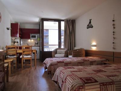 Location au ski Studio coin montagne 4 personnes (1106) - Residence Cybele - Brides Les Bains