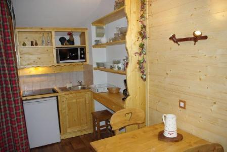 Location au ski Studio coin montagne 4 personnes (1405) - Residence Cybele - Brides Les Bains