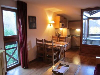 Location au ski Studio coin montagne 4 personnes (606) - Residence Cybele - Brides Les Bains