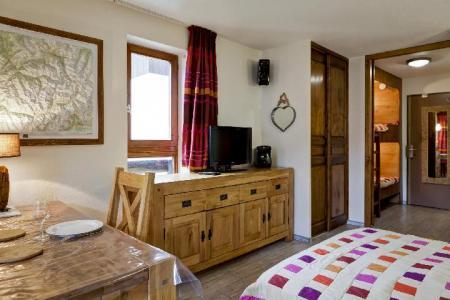 Location au ski Studio coin montagne 4 personnes (3306) - Résidence Cybèle - Brides Les Bains
