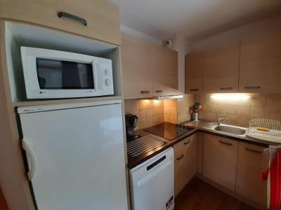 Location au ski Appartement 3 pièces 6 personnes (410) - Résidence Cybèle - Brides Les Bains - Kitchenette