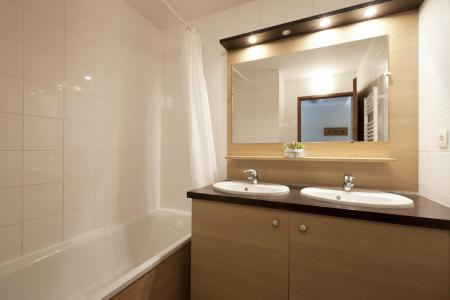 Rent in ski resort 3 room apartment sleeping corner 8 people (508) - Résidence Cybèle BAT4 - Brides Les Bains - Bathroom