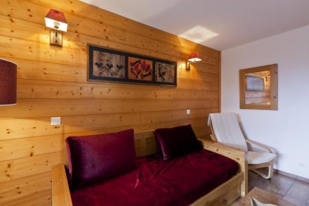 Rent in ski resort Studio sleeping corner 4 people (606) - Résidence Cybèle BAT4 - Brides Les Bains