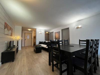 Rent in ski resort 3 room apartment cabin 8 people (503) - Résidence Cybèle BAT4 - Brides Les Bains