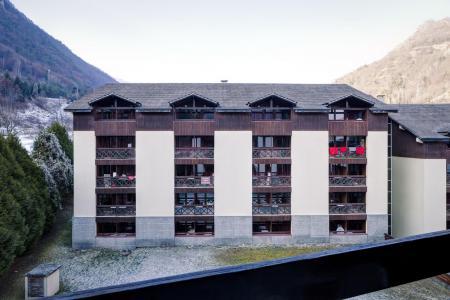 Rent in ski resort Logement 1 pièces 4 personnes (CYB101) - Résidence Cybèle BAT4 - Brides Les Bains