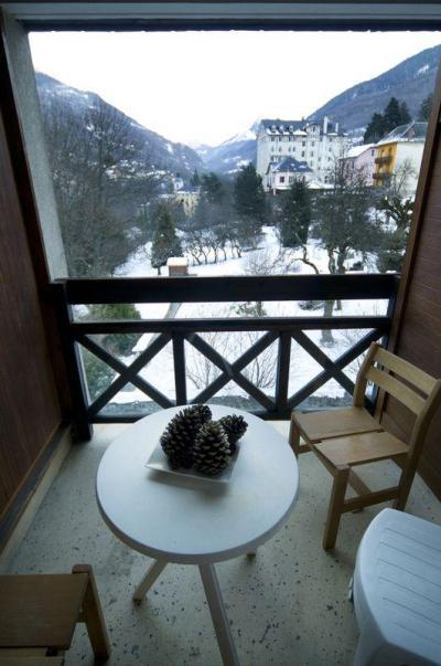 Location au ski Studio coin montagne 4 personnes (3201) - Residence Cybele - Brides Les Bains - Intérieur
