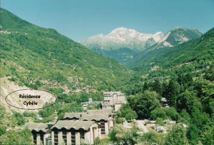 Location au ski Studio coin montagne 4 personnes (1008) - Residence Cybele - Brides Les Bains - Kitchenette