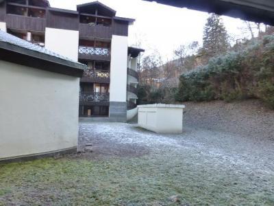 Location au ski Studio coin montagne 4 personnes (1008) - Residence Cybele - Brides Les Bains - Lits superposés