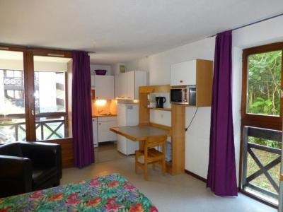 Location au ski Studio coin montagne 4 personnes (1107) - Residence Cybele - Brides Les Bains - Coin montagne