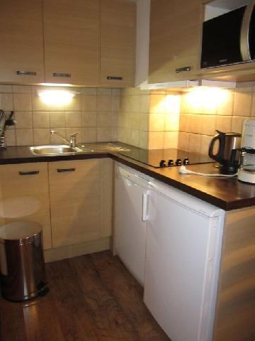 Location au ski Studio coin montagne 4 personnes (114) - Residence Cybele - Brides Les Bains - Cuisine