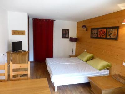 Location au ski Studio coin montagne 4 personnes (114) - Residence Cybele - Brides Les Bains - Séjour