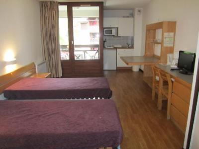 Location au ski Studio coin montagne 4 personnes (1305) - Residence Cybele - Brides Les Bains - Chambre