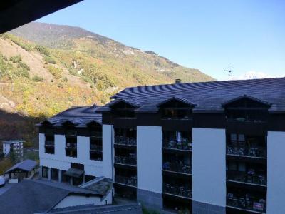 Location au ski Studio coin montagne 4 personnes (1407) - Residence Cybele - Brides Les Bains - Balcon