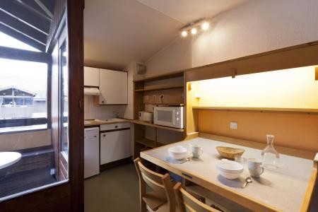 Location au ski Studio coin montagne 4 personnes (1407) - Residence Cybele - Brides Les Bains - Kitchenette
