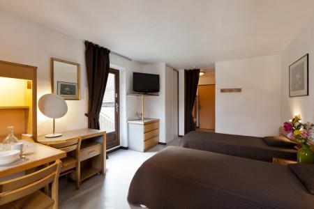 Location au ski Studio coin montagne 4 personnes (1407) - Residence Cybele - Brides Les Bains - Lit simple