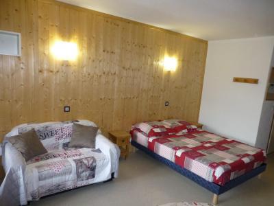 Location au ski Studio coin montagne 4 personnes (1408) - Residence Cybele - Brides Les Bains - Lit simple