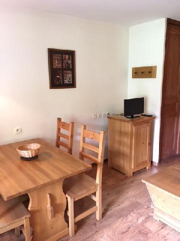 Location au ski Studio coin montagne 4 personnes (202) - Residence Cybele - Brides Les Bains - Cuisine