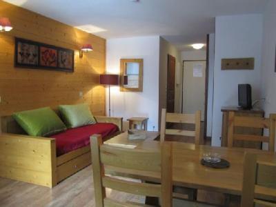Location au ski Studio coin montagne 4 personnes (211) - Residence Cybele - Brides Les Bains - Chaise