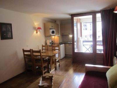 Location au ski Studio coin montagne 4 personnes (211) - Residence Cybele - Brides Les Bains - Fenêtre