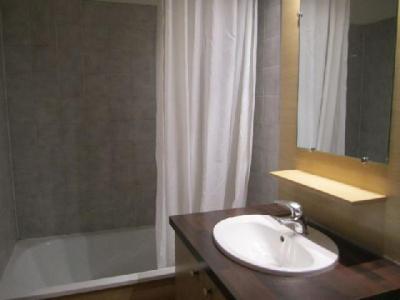 Location au ski Studio coin montagne 4 personnes (219) - Residence Cybele - Brides Les Bains - Salle de bains