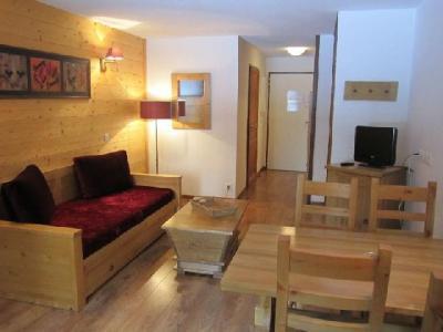 Location au ski Studio coin montagne 4 personnes (219) - Residence Cybele - Brides Les Bains - Séjour